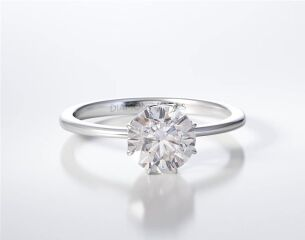 SOLITAIRE RING ENG021